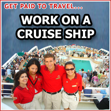 How To Get A Job On Board Cruise Ships Wandering Earl
