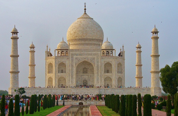 Taj Mahal, India