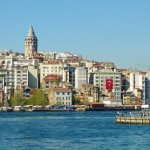Galata Bridge, Istanbul Turkey