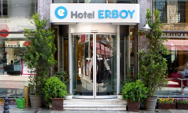 Erboy hotel istanbul turkey wandering earl for Orya hotel istanbul