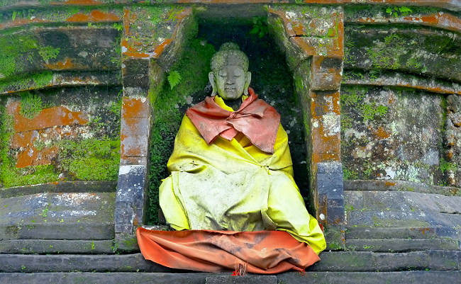 Buddha in Bali