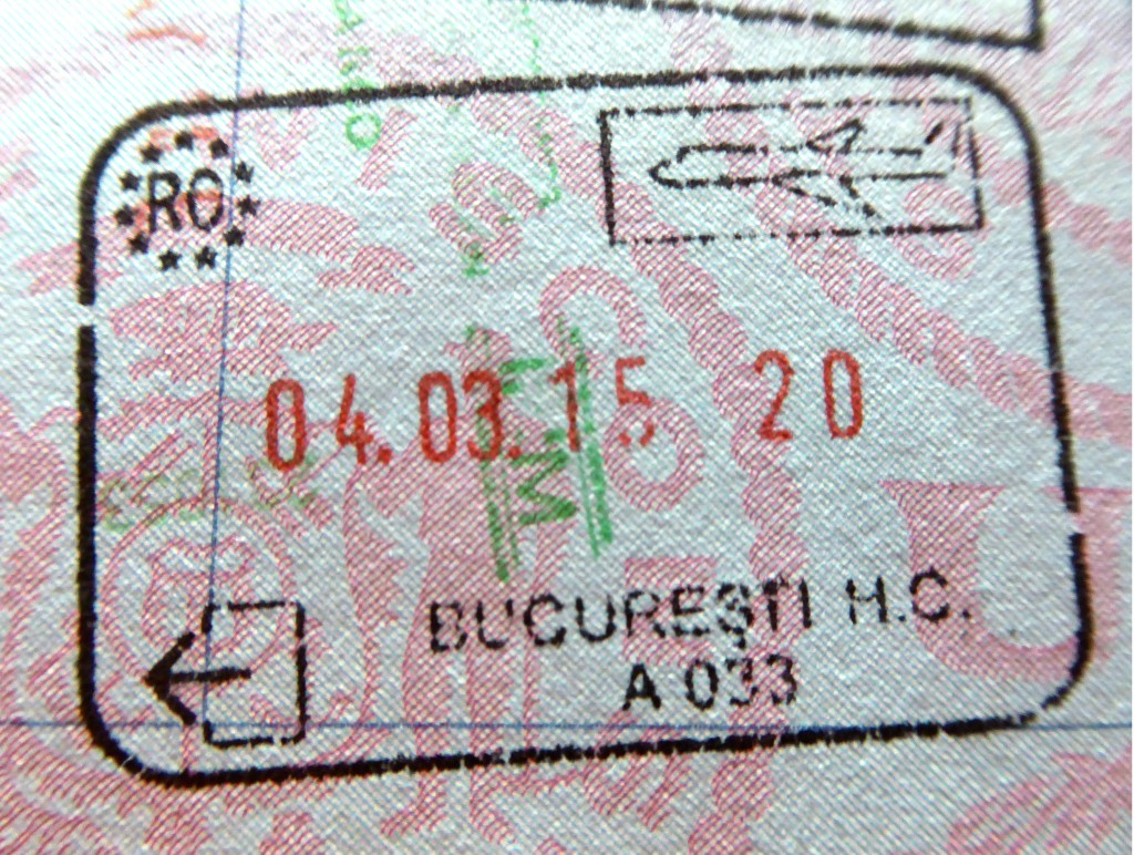 Romania Residency Visa Refused