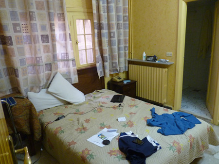 Travel in Syria - Cairo Hotel, Hama, Syria