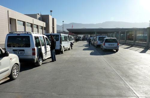 Travel Overland To Iraq - Silopi, Turkey, Border with Iraq