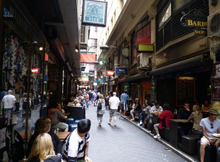 Degraves Lane, Melbourne