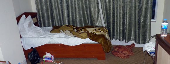 Bed-Iraq