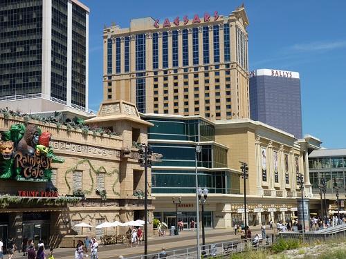Atlantic City Bally's Casino
