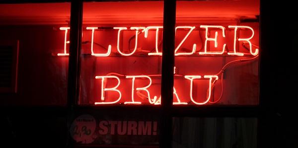 Largest Wiener Schnitzel - Plutzer Brau, Vienna, Austria