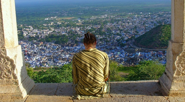 Afraid To Travel - Bundi, India