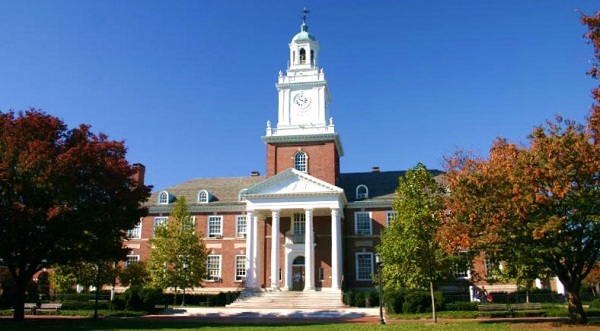 University Degree To Travel - Johns Hopkins University