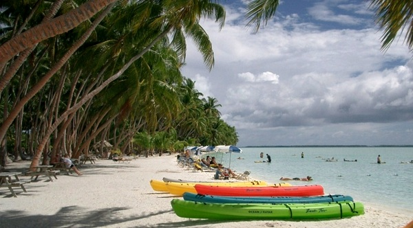 Kiribati, South Pacific