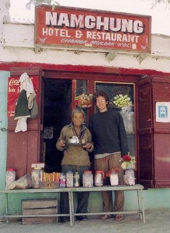 Simplest Hotel - Mulbekh, Ladakh, India