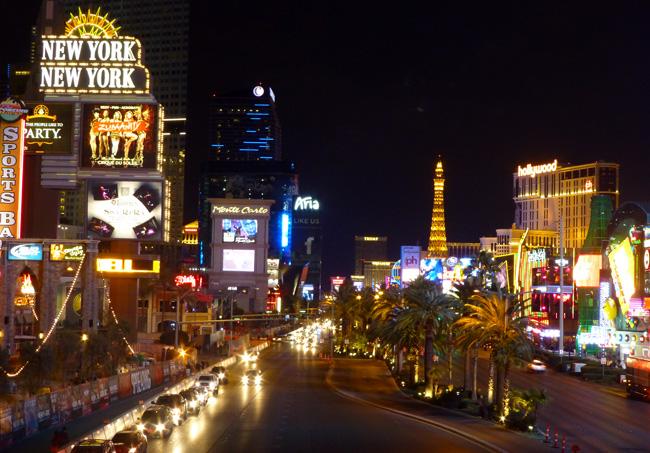 Visit to Las Vegas