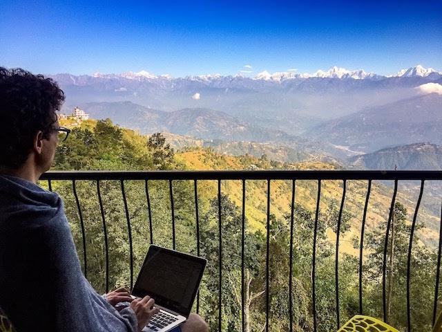 Nagarkot, Nepal - Himalayas