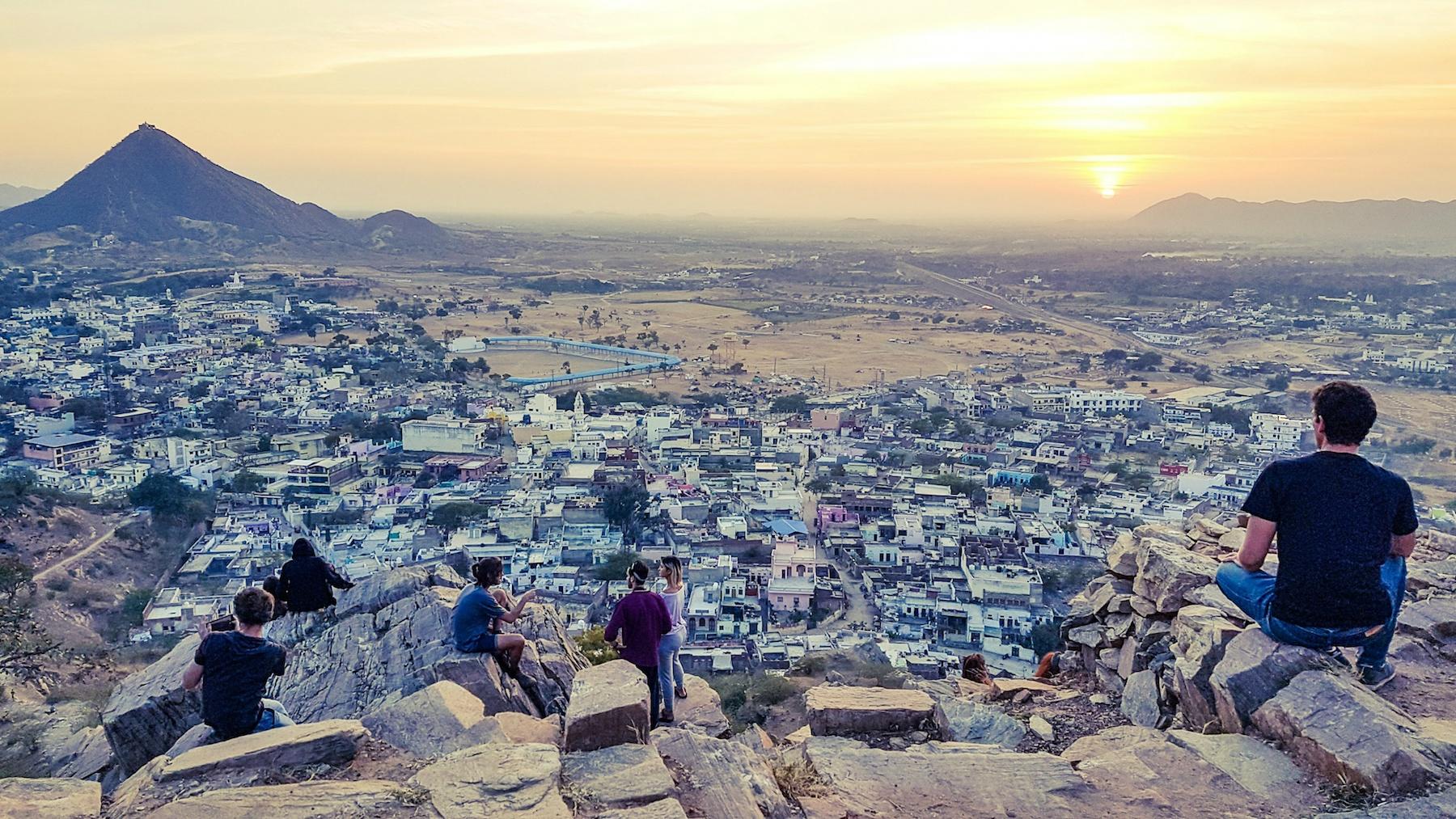 Traveled the World - India