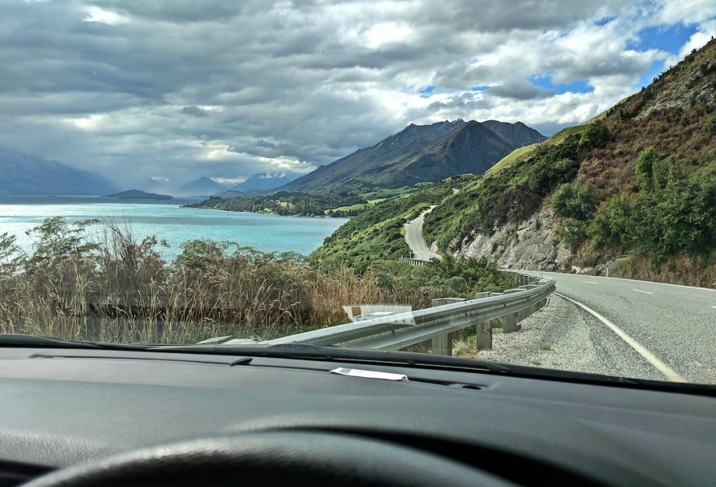8 Day New Zealand Road Trip