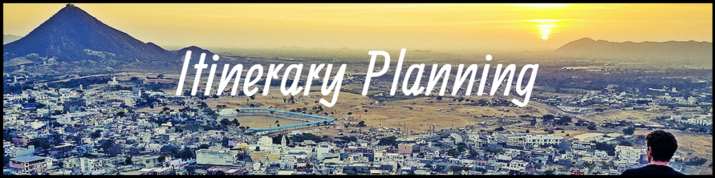 Expert Itinerary Planning - Wandering Earl
