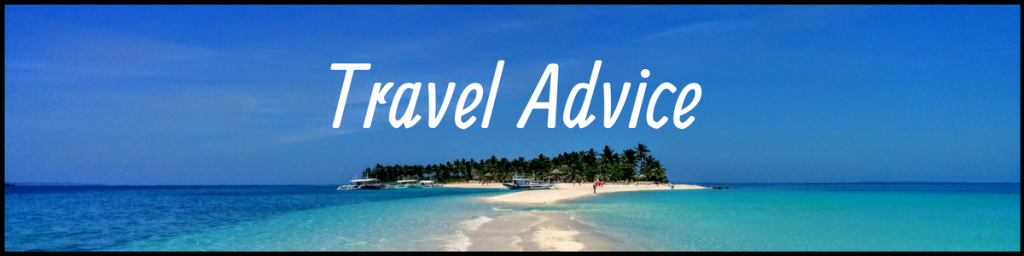 Expert Travel Advice - Wandering Earl
