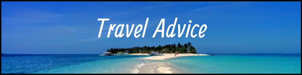 Expert Travel Advice - Wandering Earl