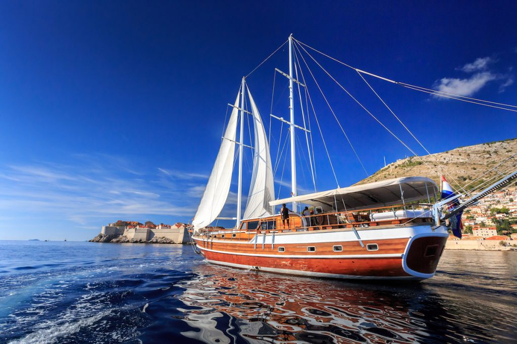 Gulet Cruise - Croatian islands