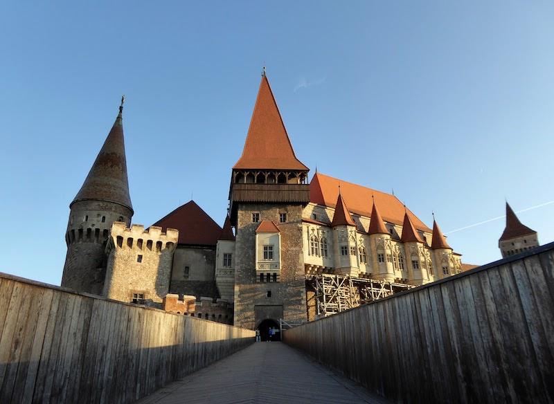 Tourist Crowds - Corvin Castle - Hunedoara