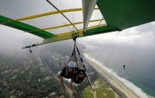 Rio de Janeiro Hang Gliding - Just Fly