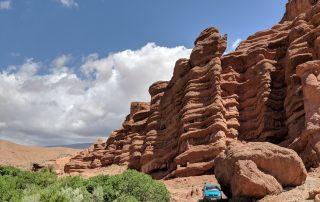 Morocco Road Trip - Dades Valley