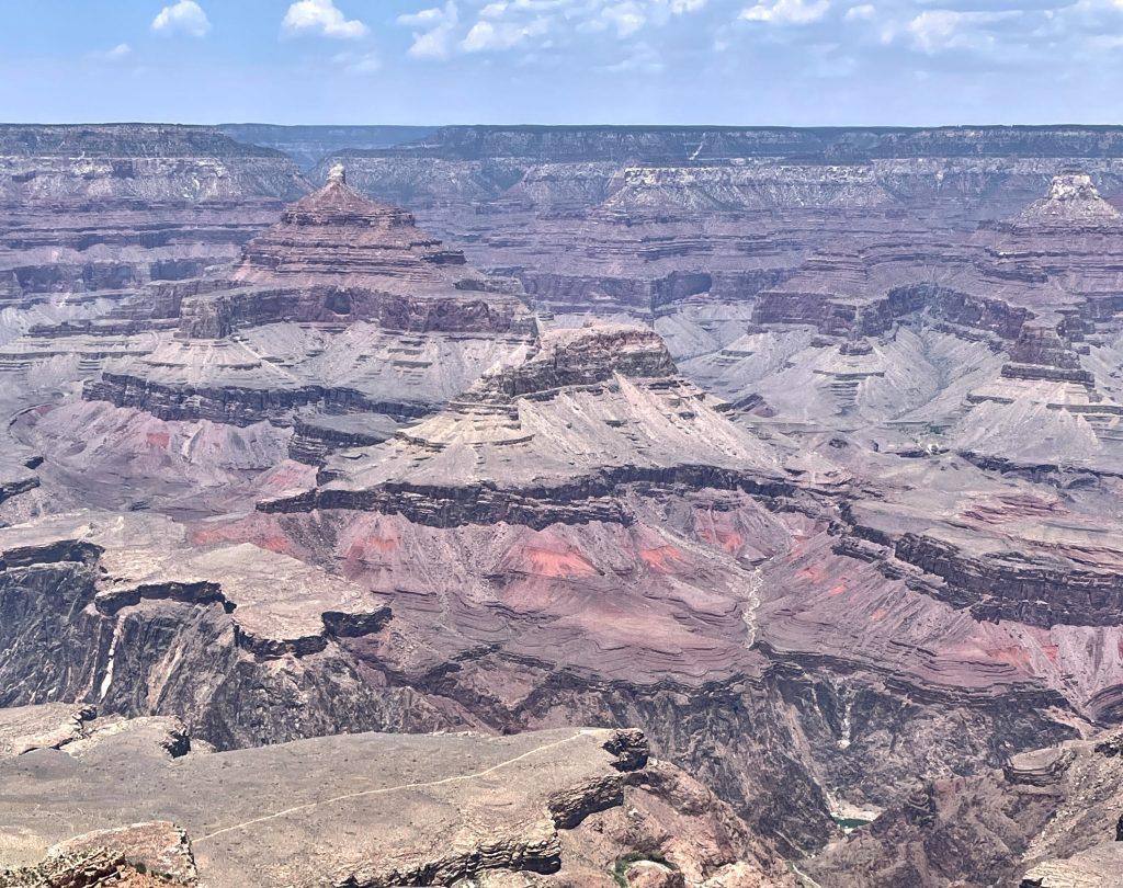 Las Vegas Grand Canyon Road Trip view