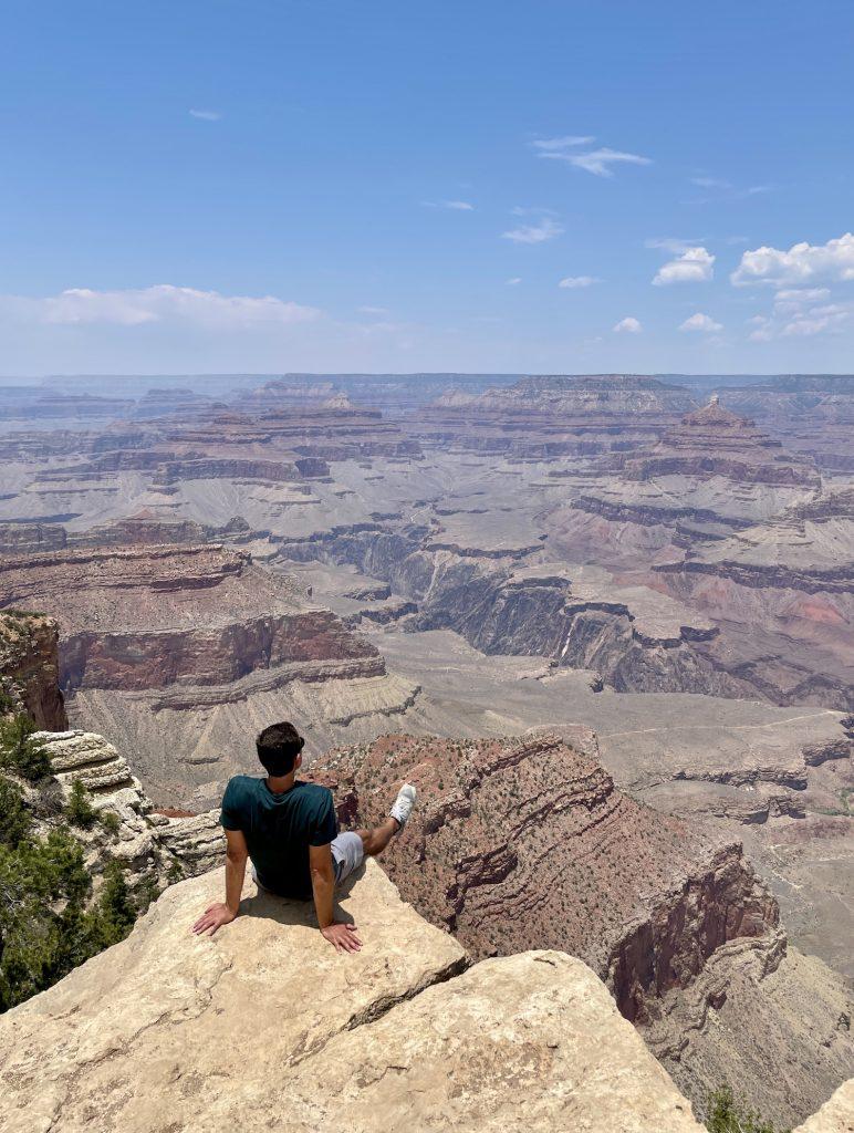 Las Vegas Grand Canyon road trip