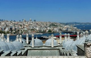 Perfect Week in Istanbul